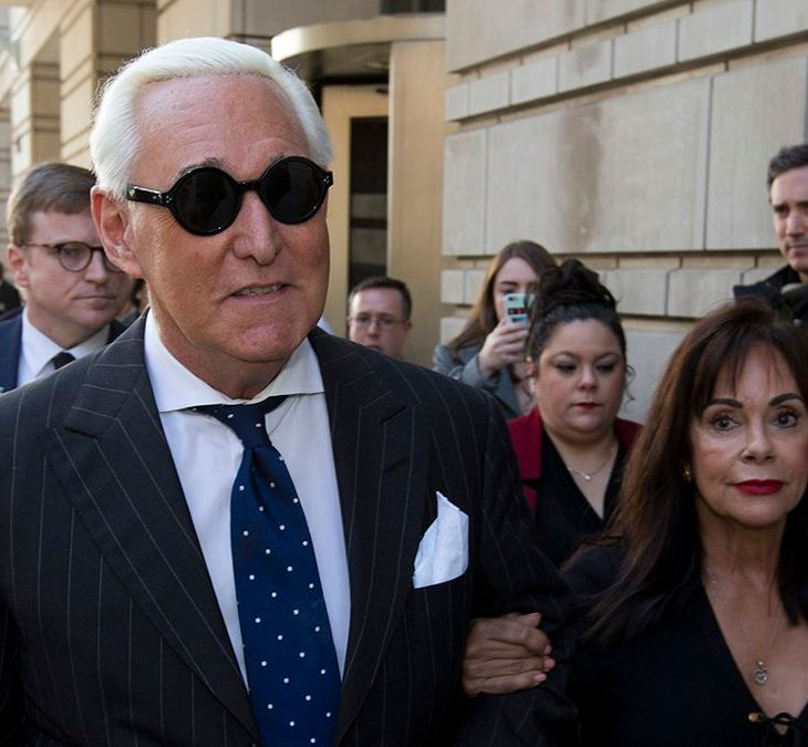 Roger Stone prison sentencing